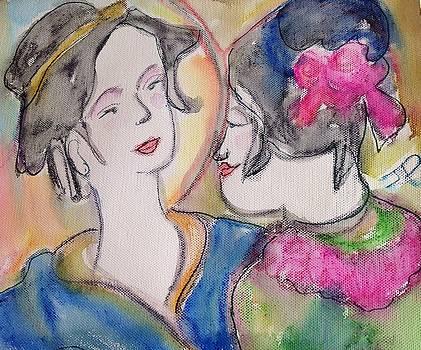 Best friends are always bossy  by Judith Desrosiers