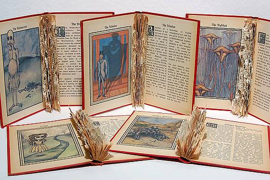 Bestiary Book Series by Josh Bernstein