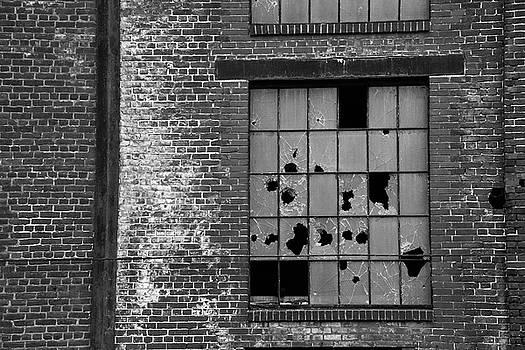 Bethlehem Steel Window by Jennifer Ancker