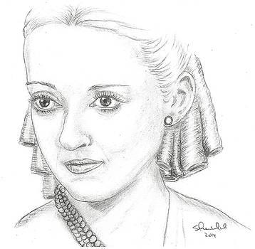Bette Davis by Steven White