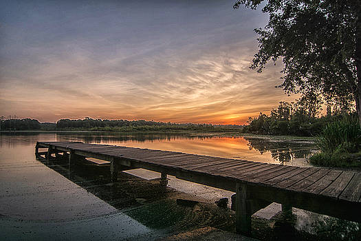 Bettis Landing by Donnie Smith