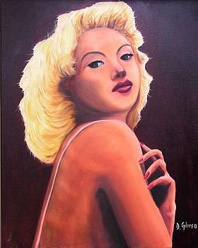 Betty Grable by Dean Glorso