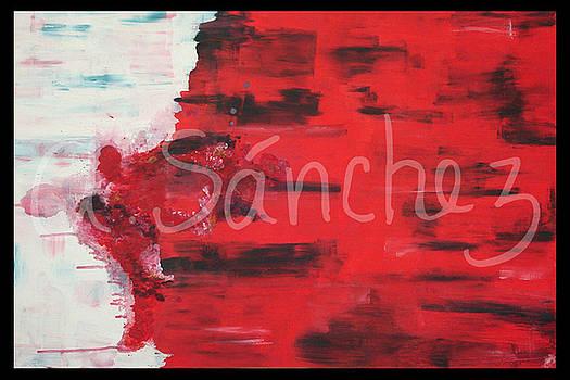 Bianco e Rosso by Adriana Sanchez