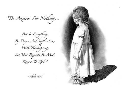 Joyce Geleynse - Bible Verse With Drawing of Child