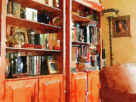Bibliotheca by Connie Handscomb