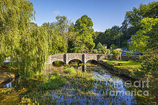 Bibury Cotswolds by Colin and Linda McKie
