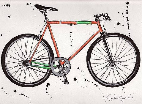 BicycleBicycleBicycle by Emily Jones