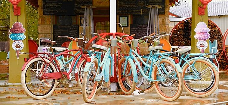 Bicycles by John Babis