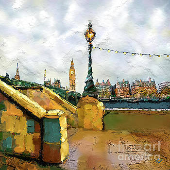 Big Ben by Carrie Joy Byrnes