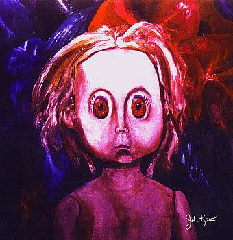 Big Eyed Dolly by John Keaton