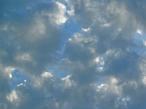 Big Fluffy Clouds by Skyler Tipton