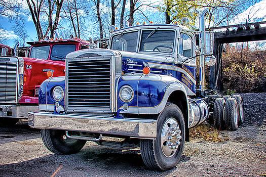 Big Mack by Guy Whiteley