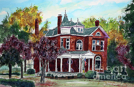 Big Red House by Tim Ross