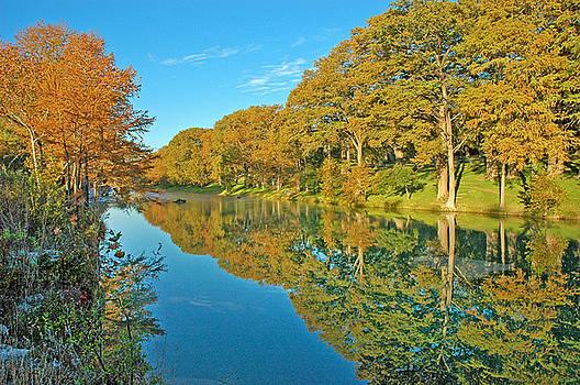 Big River by Robert Anschutz