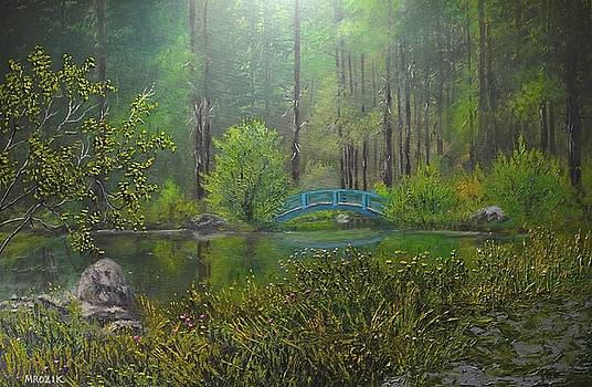 Big Springs Gardens by Michael Mrozik