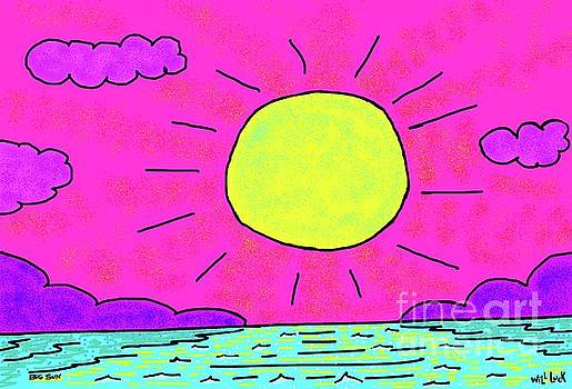 Big Sun by Will Luck