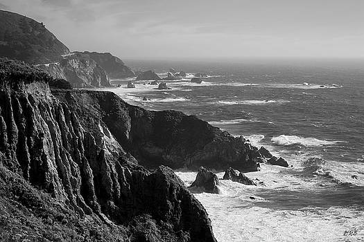 David Gordon - Big Sur Coast BW