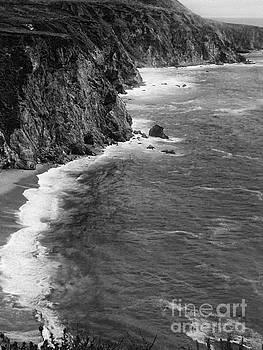 Big Sur Coastline  by Chris Berry
