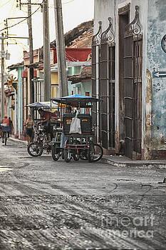 Patricia Hofmeester - Bike taxis in Trinidad