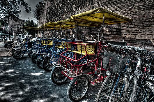 Bikes by Miguel Pardo