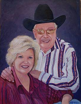 Bill and Cindy Mack by William H RaVell III