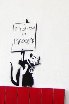 Bill Stickers Is Innocent by Amy Bernays