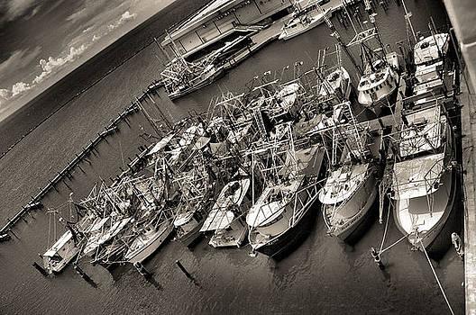 Biloxi Marina by Gulf Island Photography and Images