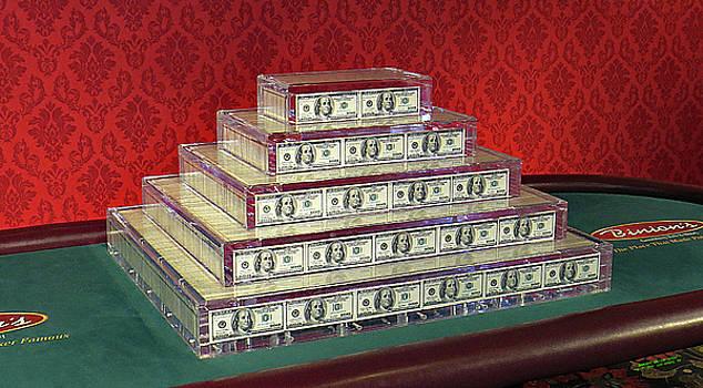 Binions  Million  Cash by Carl Deaville