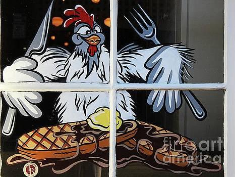 Paulette Thomas - Bird Dinner