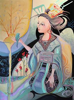 Bird In Hand by Shane Guinn