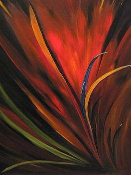 Bird of Paradise by Carol Sweetwood