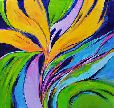 Bird of Paradise by Filomena Booth