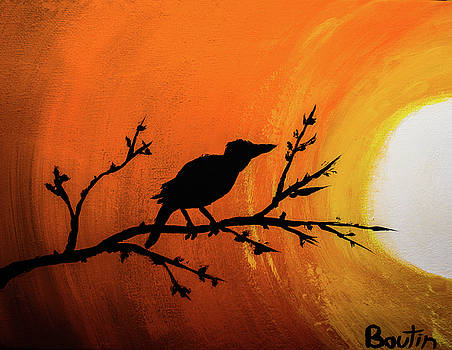 Bird Silhouette by Julien Boutin