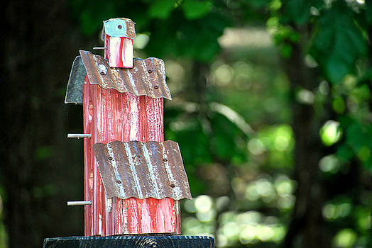 Birdhouse by Charles Bacon Jr