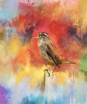 Birdie. by Lyn Darlington