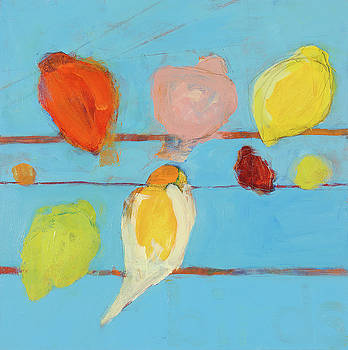 Birds by Laurie Breen