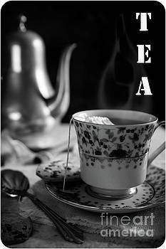 Biscotti and Tea by Deborah Klubertanz