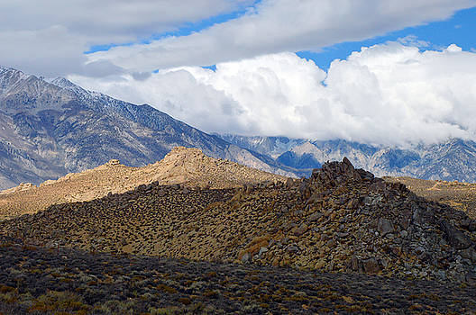 Bishop California by Dung Ma