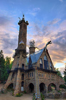 Bishops Castle by Zach  Roberts