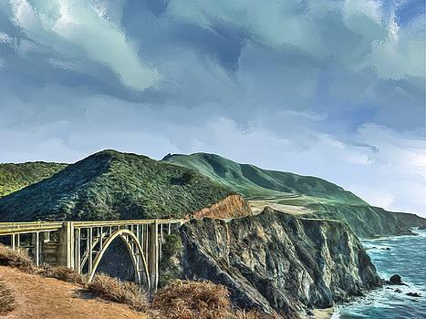 Dominic Piperata - Bixby Creek Bridge and Big Sur Coast