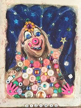 Bizarro the Clown by Douglas Fromm