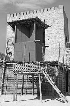 Chris Smith - Black and White Al Manama and House