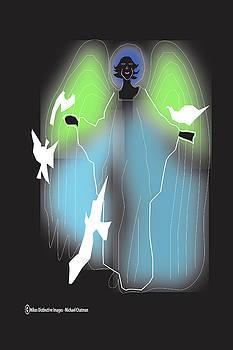 Black Angel by Michael Chatman