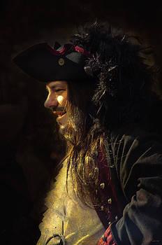 Black Beard by John Rivera