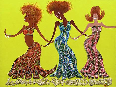 Black Beauties by Kenji Lauren Tanner