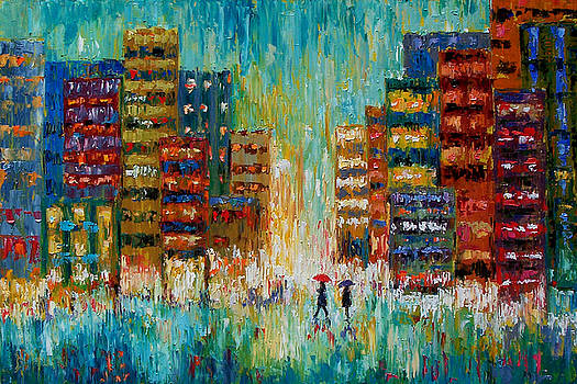 Black Coats by Debra Hurd