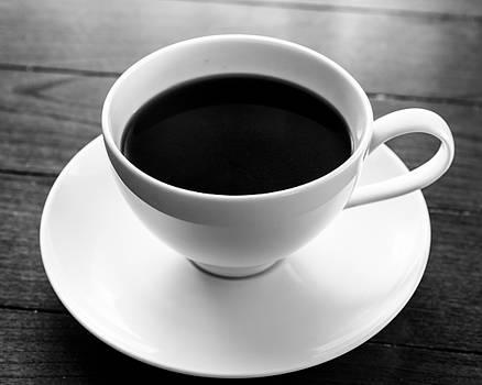 Black Coffee Anyone? by Kaye Seaboch
