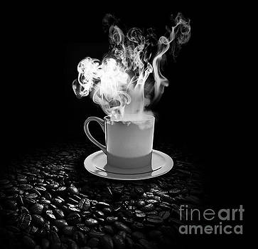 Black Coffee by Stefano Senise