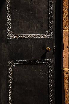 Karol Livote - Black Door