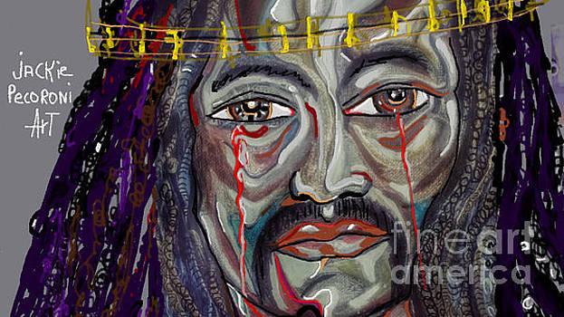Black Jesus by Jackie Pecoroni